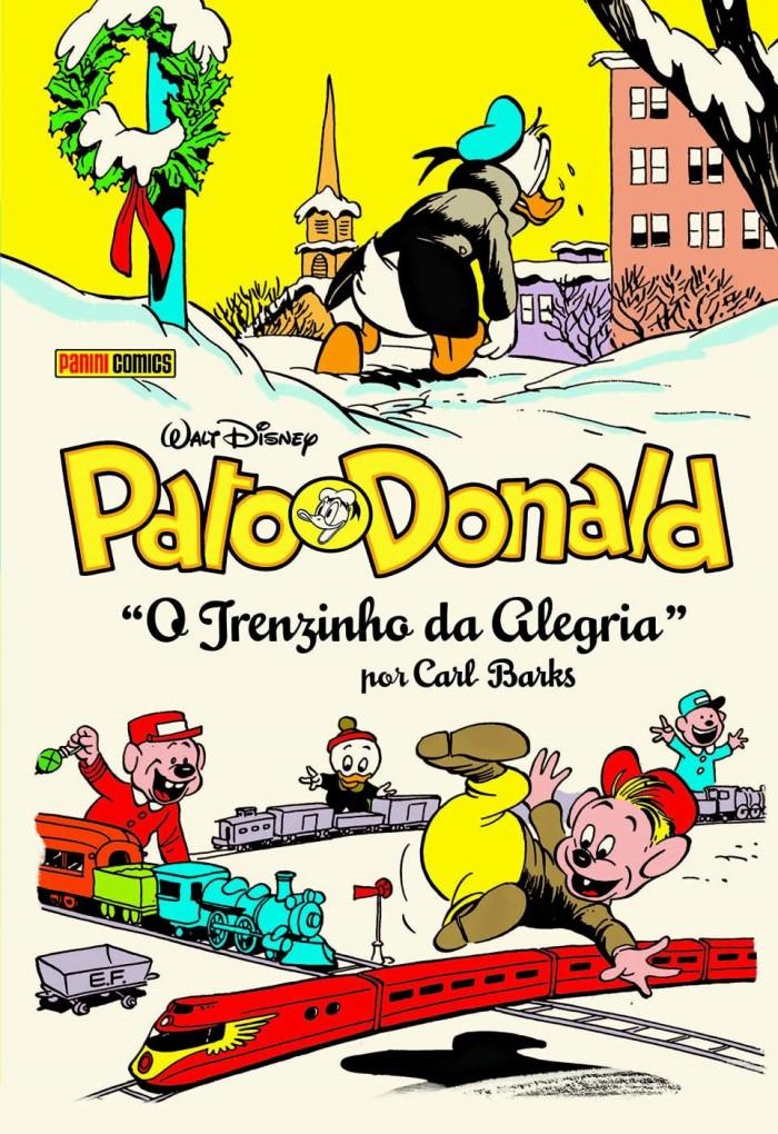 PATO DONALD O TRENZINHO DA ALEGRIA