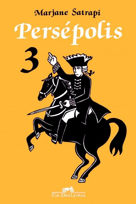 PERSEPOLIS 3. MARJANE SATRAPI