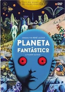 PLANETA FANTASTICO DVD