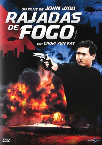 RAJADAS DE FOGO DVD