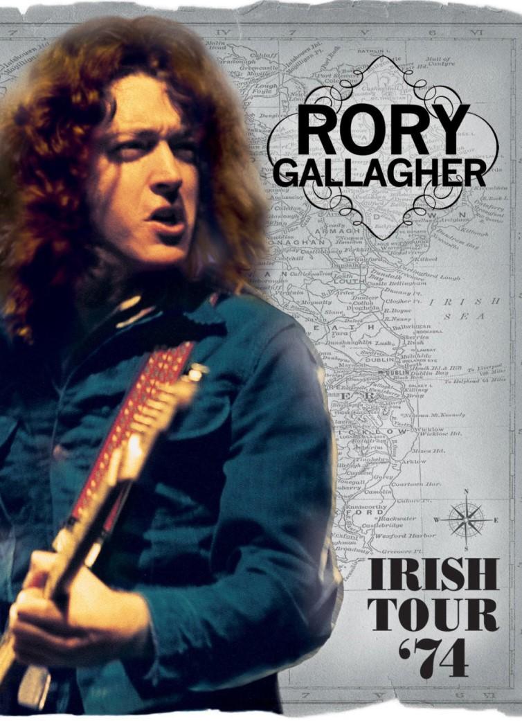 RORY GALLAGHER IRISH TOUR 74 DVD