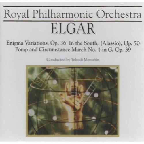 ROYAL PHILHARMONIC ORCHESTRA ELGAR CD