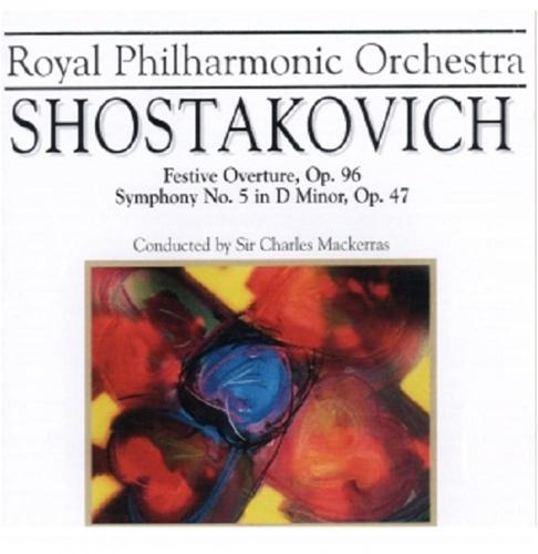 ROYAL PHILHARMONIC ORCHESTRA SHOSTAKOVICH CD