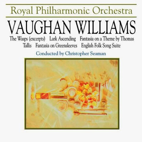 ROYAL PHILHARMONIC ORCHESTRA VAUGHAN WILLIAMS  CD