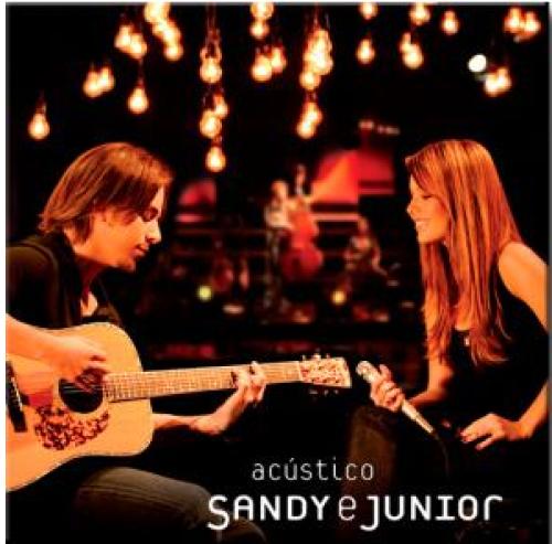 SANDY & JUNIOR ACUSTICO CD