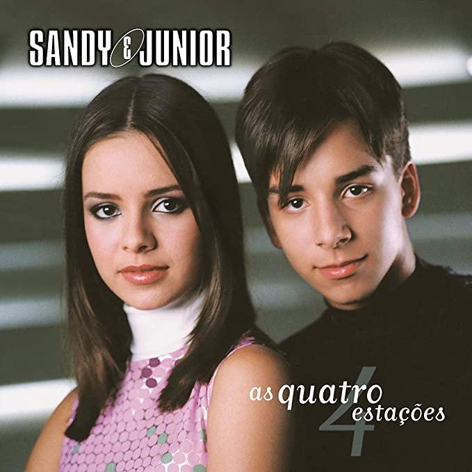 SANDY & JUNIOR AS QUATRO ESTAÇOES CD