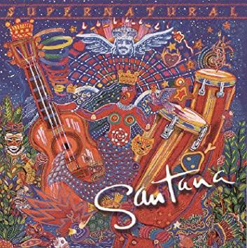 SANTANA SUPERNATURAL DISCO DUPLO CD