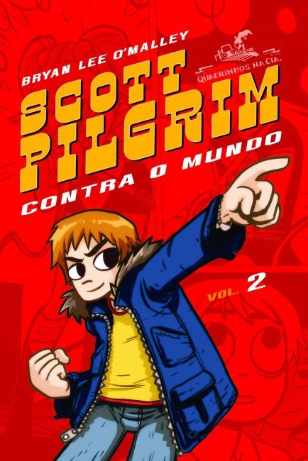 SCOTT PILGRIM CONTRA O MUNDO VOL 2