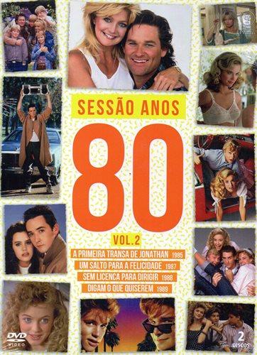SESSÃO ANOS 80 VOL 2