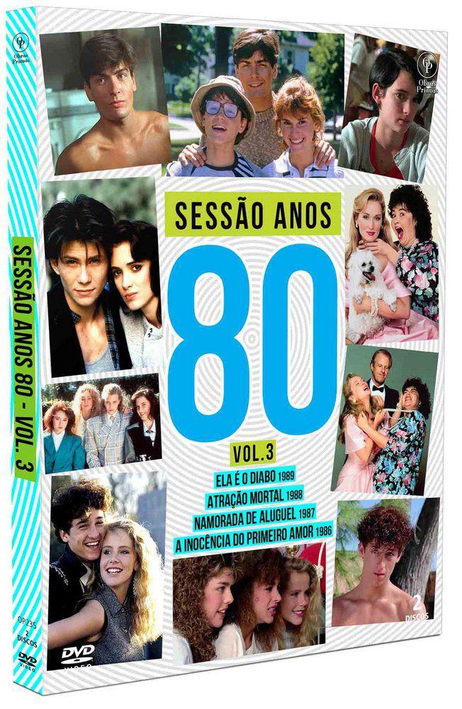 SESSÃO ANOS 80 VOL 3
