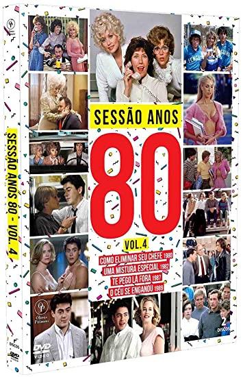 SESSÃO ANOS 80 VOL 4