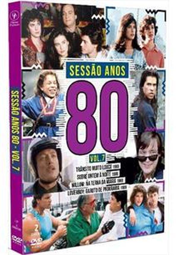 SESSÃO ANOS 80 VOL 7