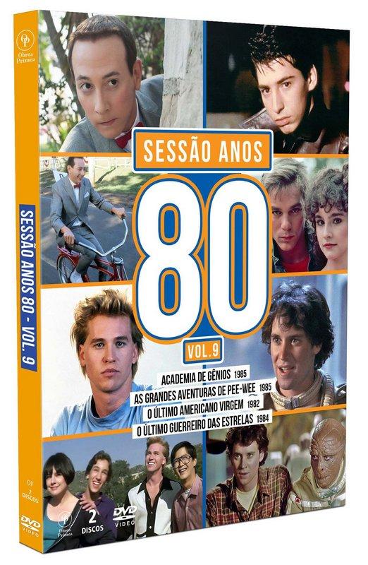 SESSÃO ANOS 80 VOL 9