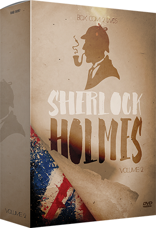 SHERLOCK HOLMES VOL 2 DVD