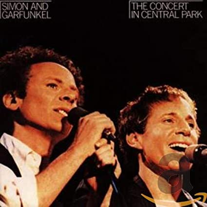 SIMON AND GARFUNKEL THE CONCERT IN CENTRAL PARK CD