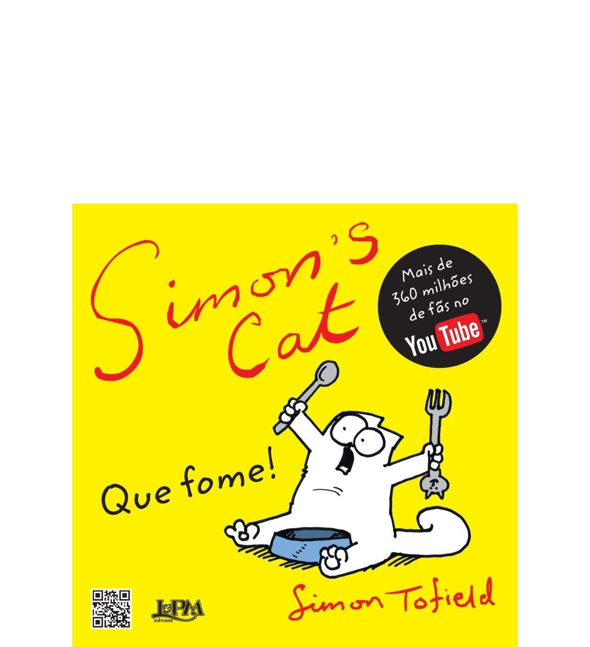 SIMONS CATS QUE FOME!