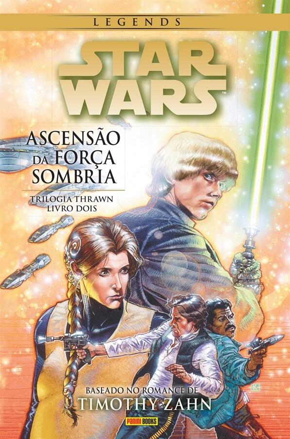 STAR WARS ASCENSÃO DA FORÇA SOMBRIA