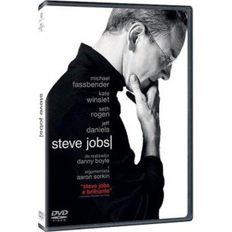 STEVE JOBS. MICHAEL FASSBENDER DVD