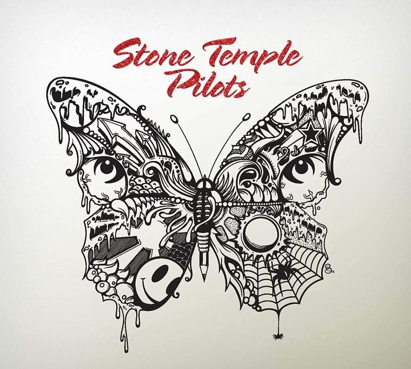 STONE TEMPLE PILOTS 2018 CD