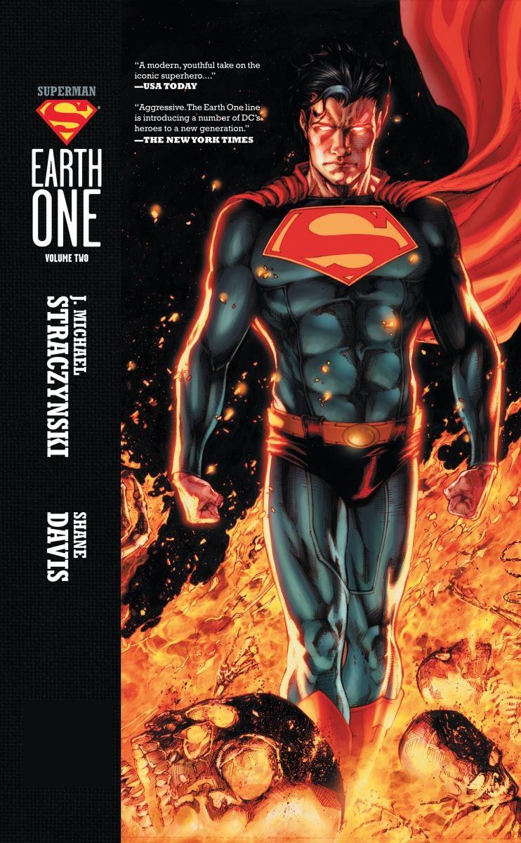 SUPER MAN TERRA UM VOL 2
