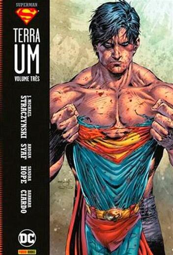 SUPER MAN TERRA UM VOL 3