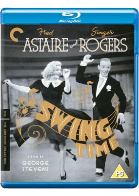 SWING TIME FRED ASTAIRE & GINGER ROGERS