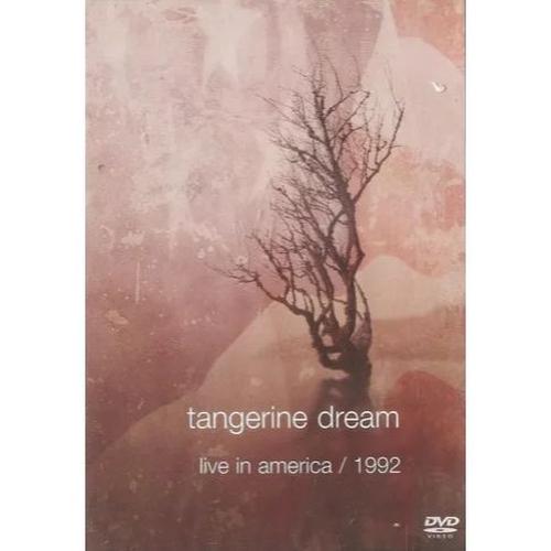 TANGERINE DREAM LIVE IN AMERICA / 1992 DVD