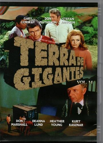 TERRA DE GIGANTES VOL. 11 DVD