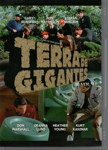 TERRA DE GIGANTES VOL.12 DVD