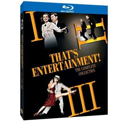 THATS ENTERTAINMENT THE COMPLET COLLECTION