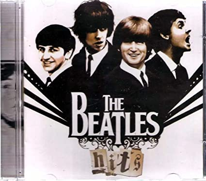 THE BEATLES HITS CD