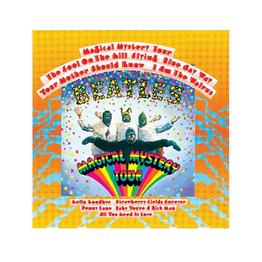 The Beatles - Magical Mystery Tour - CD Digisleeve