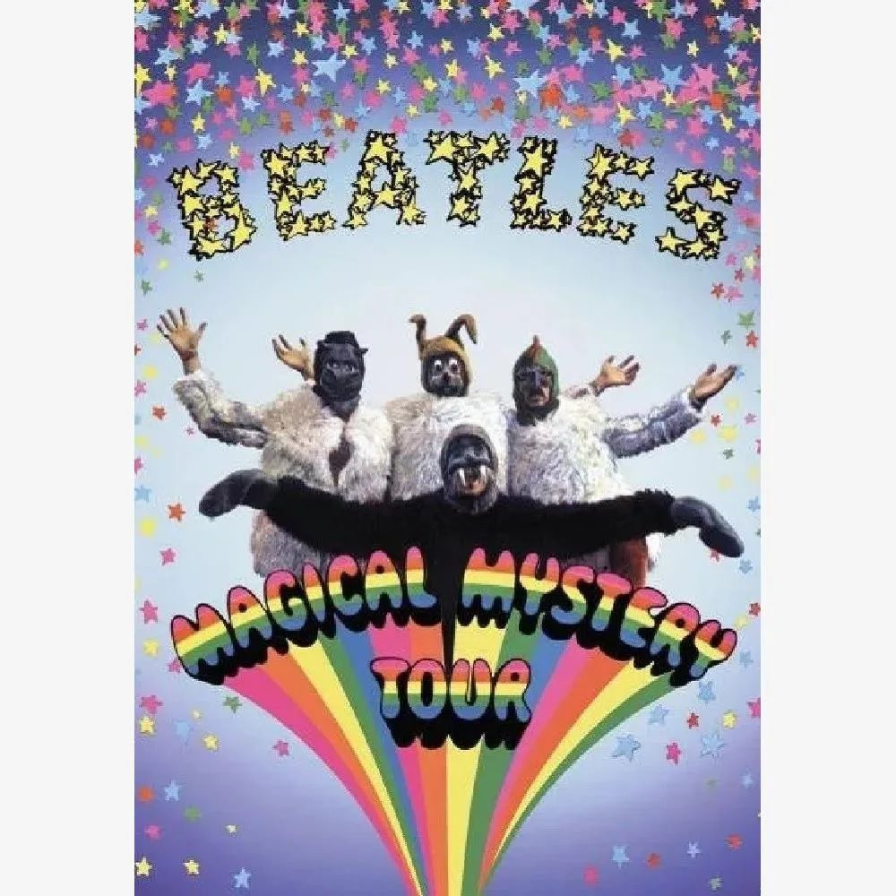 The Beatles - Magical Mystery Tour - DVD