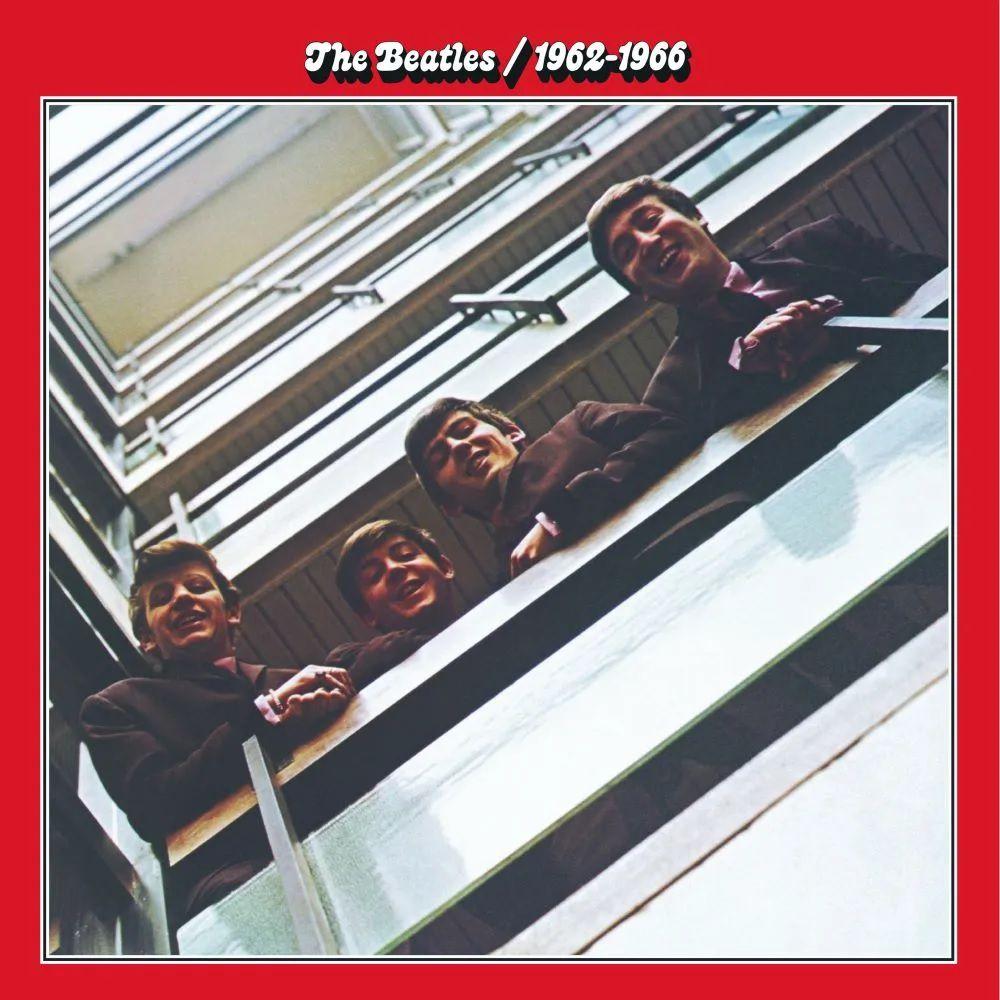 The Beatles - The Beatles 1962-1966 - CD Duplo