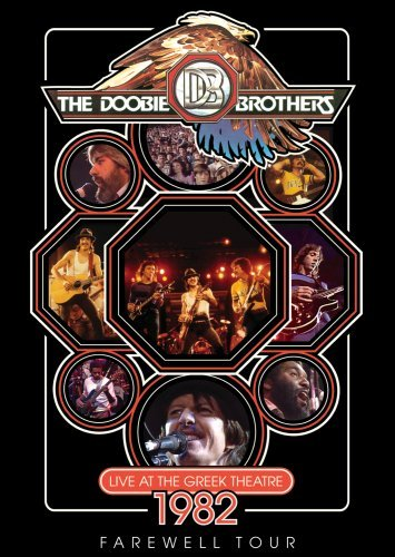 THE DOOBIE BROTHERS LIVE AT THE GREEK THEATRE 1982 DVD