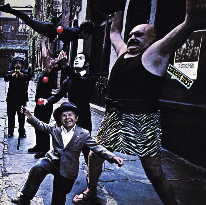 THE DOORS STRANGE DAYS 50TH ANNIVERSARY EXPANDED EDITION CD