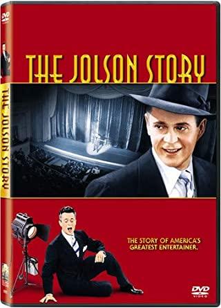 THE JOLSON STORY DVD