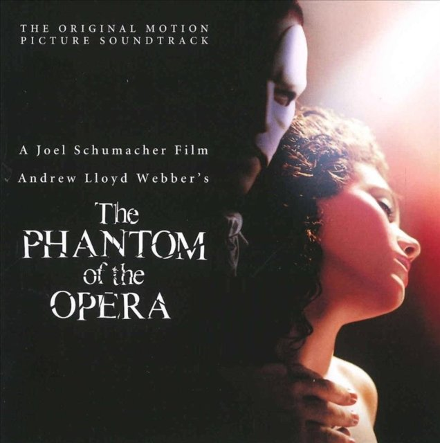 THE PHANTOM OF THE OPERA CD