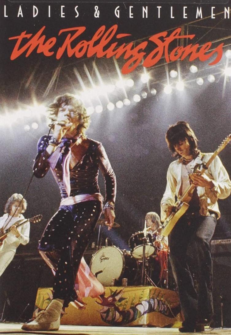 THE ROLLING STONES LADIES & GENTLEMEN DVD