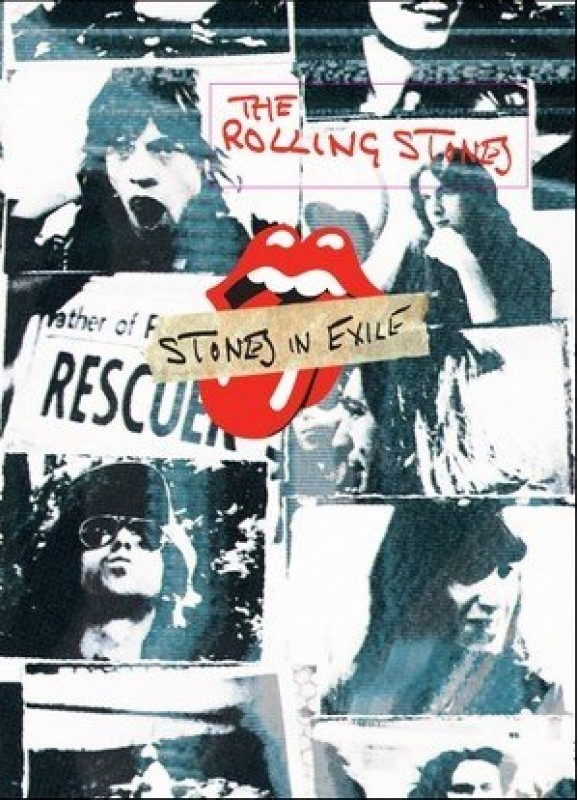 THE ROLLING STONES  STONES IN EXILE DVD