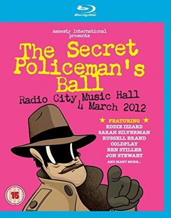 THE SECRET POLICEMAN S BALL RADIO CITY MUSIC HALL