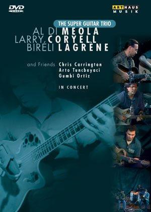 THE SUPER GUITAR TRIO DVD