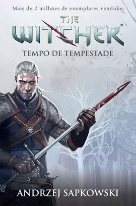 THE WITCHER TEMPO DE TEMPESTADE