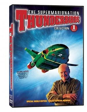 THUNDERBIRDS COLLECTION BOX 1 DVD