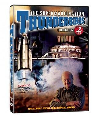 THUNDERBIRDS COLLECTION BOX 2 DVD