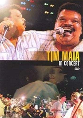 TIM MAIA IN CONCERT DVD