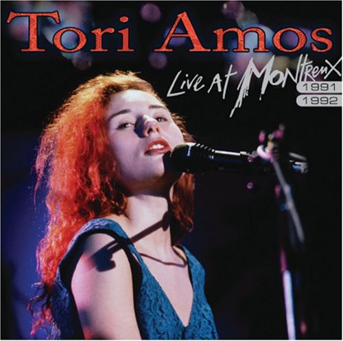 TORI AMOS LIVE AT MONTREUX 1991/1992 DVD
