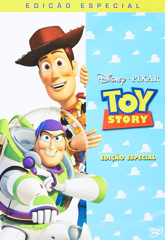 TOY STORY. EDIÇAO ESPECIAL DVD