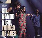 TRINCA DE ASES CD DUPLO