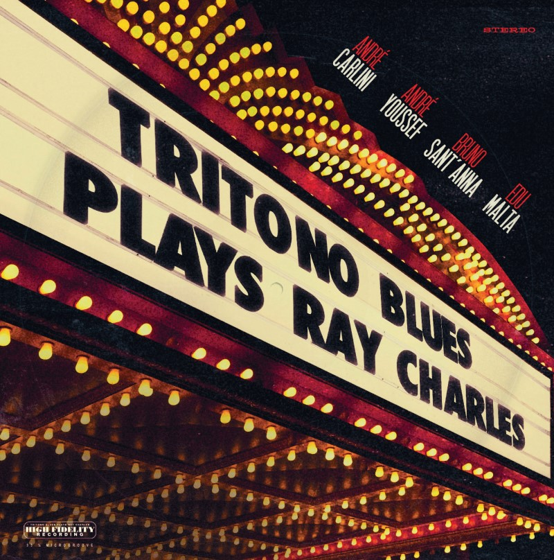 TRITONO BLUES PLAYS RAY CHARLES CD
